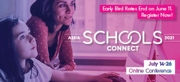 2021 Schools Connect Early Bird