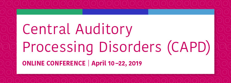 2019 Audiology Online Conference