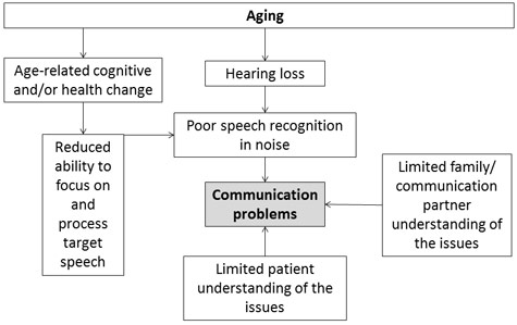 Hearing Loss And Aging Implications For Audiologists