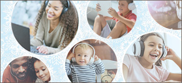 Holiday Safe Listening: Noisy Technology, Toys and Places