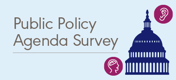 ASHA Wants to Know Your Top Advocacy Priorities for 2020