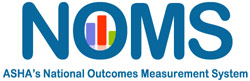 National Outcomes Measurement System (NOMS)