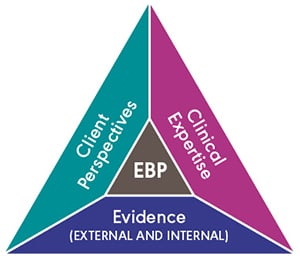 Evidence-Based Practice Triangle
