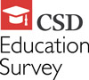CSD Ed Survey – Red Black Vertical