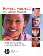 Reward Yourself with a career that helps others booklet