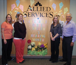 Allied Services Skilled Nursing and Rehabilitation Center