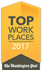 Washington Post Top Work Place 2017