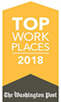 Washington Post Top Work Place 2018