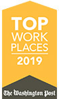 Washington Post Top Work Place 2019