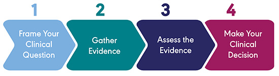 All Evidence-Based Practice Steps